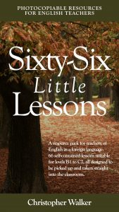 Front cover, Sixty-Six Little Lessons