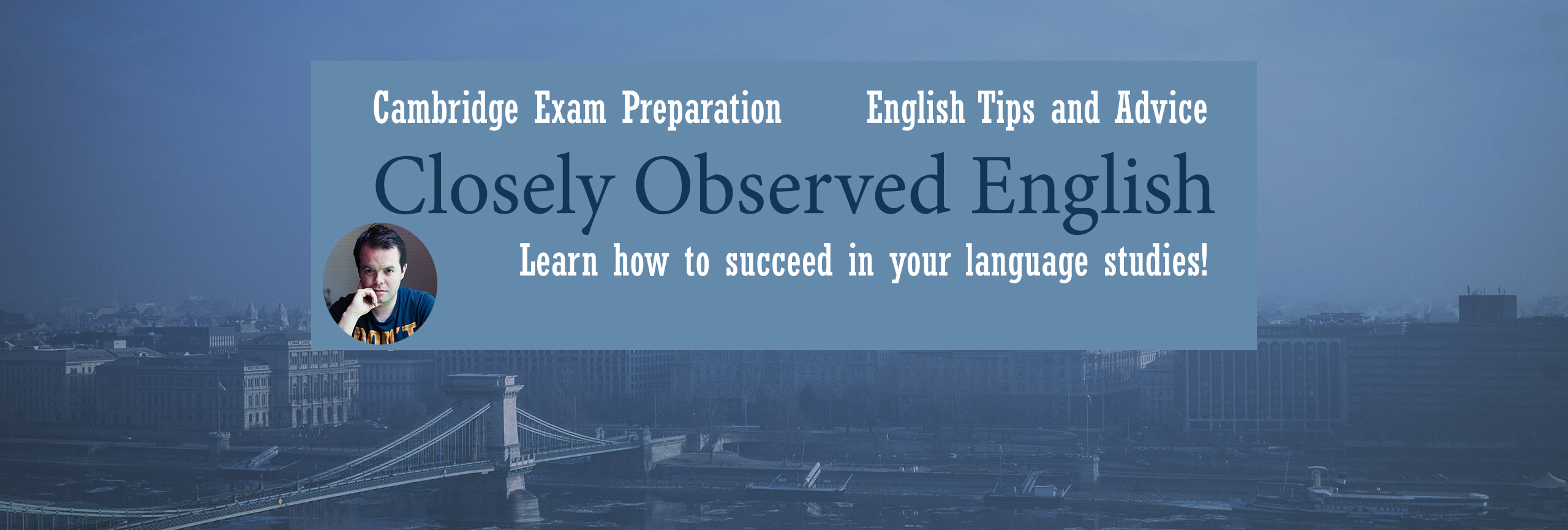 Closely Observed English