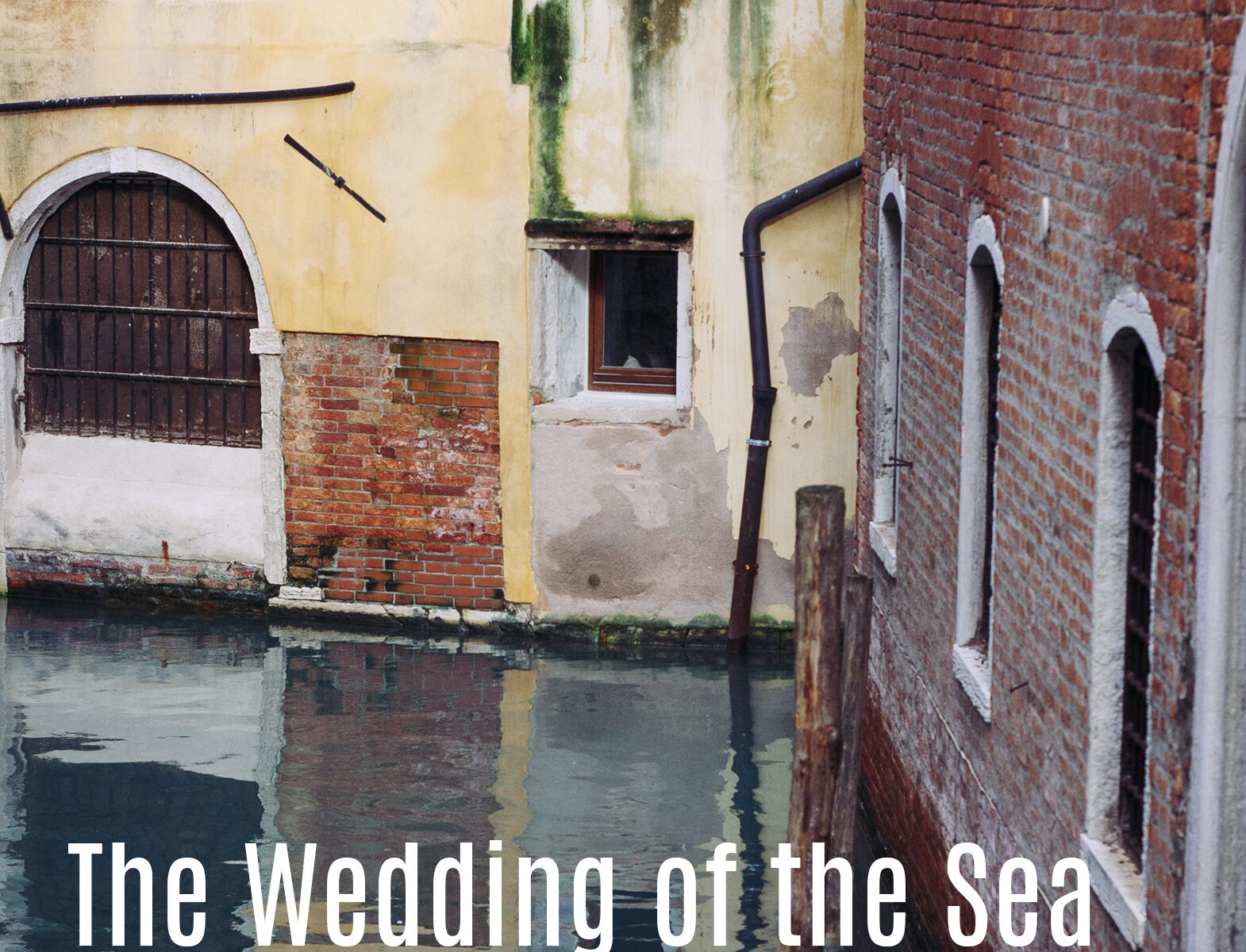 Cover - The Wedding of the Sea